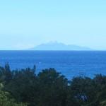 Elle offre une très belle vue mer sur l'île de Monserrat.