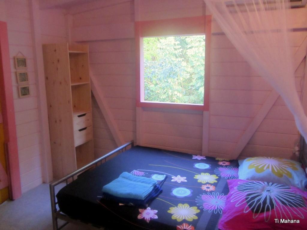 Chambre 3, climatisée.